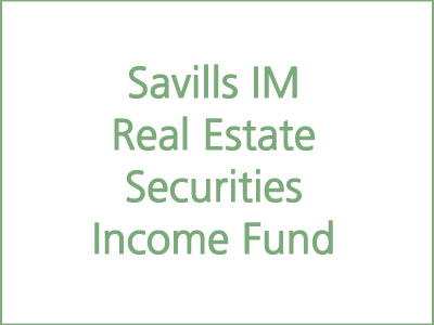 Savills IM Real Estate Securities Income Fund